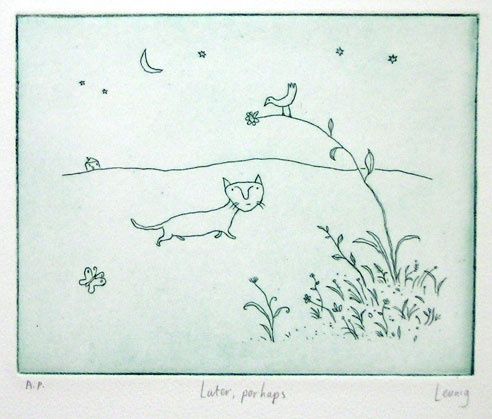 "<h4 style=""margin:0px 0px 5px 0px"">Later, perhaps</h4>Medium: Engraving on particle board<br />Price: Currently Unavailable 