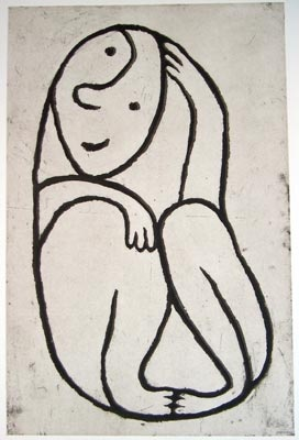 "<h4 style=""margin:0px 0px 5px 0px"">Michael Leunig - Lacuna</h4>Medium: Etching<br />Price: $1,800 