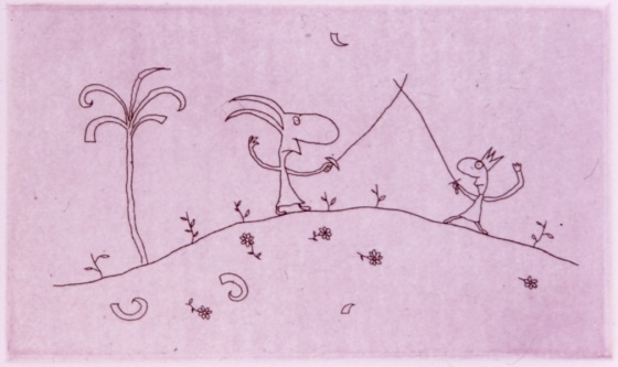 "<h4 style=""margin:0px 0px 5px 0px"">The Quest</h4>Medium: Etching on steel<br />Price: Currently Unavailable 