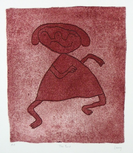 "<h4 style=""margin:0px 0px 5px 0px"">The Twist</h4>Medium: Engraving on cement sheet<br />Price: $1,200 