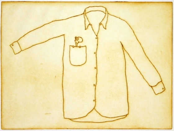 "<h4 style=""margin:0px 0px 5px 0px;"">The man in the yellow shirt</h4>Medium: Engraving on particle board<br />Price: Currently Unavailable <span style=""color:#aaa"">