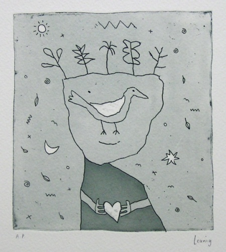 "<h4 style=""margin:0px 0px 5px 0px"">Untitled</h4>Medium: Etching/Aquatint on steel<br />Price: $1,100 