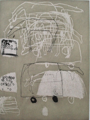 "<h4 style=""margin:0px 0px 5px 0px"">Marise Maas - Going by Marise Maas</h4>Medium: Etching<br />Price: $400 
