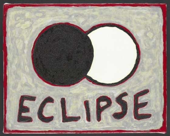 "Eclipse<br /><br />Medium: Acrylic on canvas<br />Price: $1,000<br /><a href=""Artwork-Matoulas-Eclipse-2861.htm"">View full artwork details</a>"