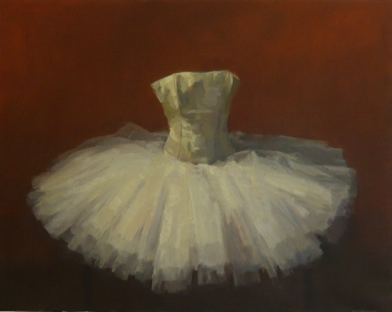 "<h4 style=""margin:0px 0px 5px 0px;"">Ballet Dress, Study</h4>Medium: Oil on linen framed<br />Price: Sold <span style=""color:#aaa"">
