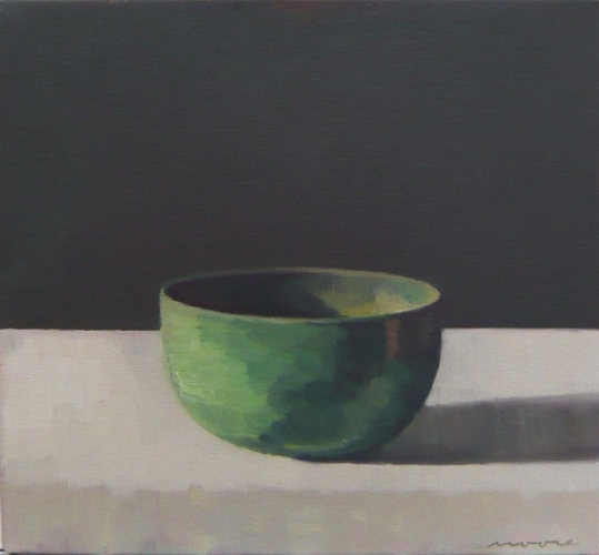 "<h4 style=""margin:0px 0px 5px 0px;"">Cambodian Bowl 2</h4>Medium: Oil on linen framed<br />Price: Sold <span style=""color:#aaa"">