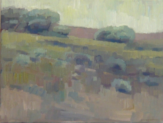 "<h4 style=""margin:0px 0px 5px 0px;"">Salt Bush Flinders Ranges</h4>Medium: Oil on linen framed<br />Price: $2,200 <span style=""color:#aaa"">