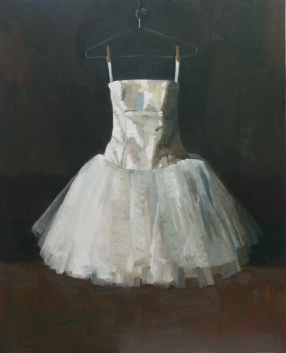 "<h4 style=""margin:0px 0px 5px 0px"">Amys Dress by David Moore</h4>Medium: Oil on linen<br />Price: Sold<span class=""helptip"" style=""color:#ff0000;"" title=""This artwork been sold""><img src=""/images/reddot1.gif"" border=""0"" height=""10"" /></span> 