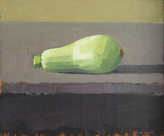 "<h4 style=""margin:0px 0px 5px 0px"">Marrow Study by David Moore</h4>Medium: Oil on cedar<br />Price: $1,200 