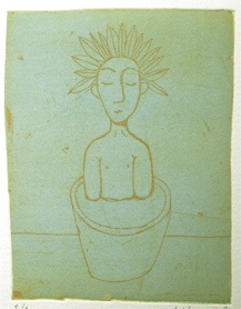 "<h4 style=""margin:0px 0px 5px 0px"">The gardeners friend by Jiri Tibor Novak</h4>Medium: Etching<br />Price: $260 