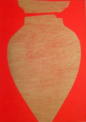 "<h4 style=""margin:0px 0px 5px 0px"">Thania</h4>Medium: Woodblock<br />Price: $550 