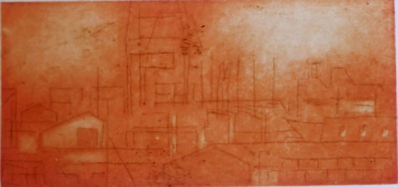 "<h4 style=""margin:0px 0px 5px 0px;"">Burning Landscape</h4>Medium: Etching<br />Price: $360 <span style=""color:#aaa"">