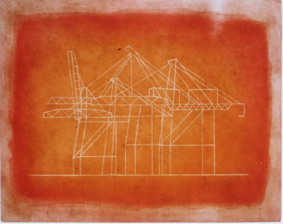"<h4 style=""margin:0px 0px 5px 0px"">Docklands Bigtop</h4>Medium: Etching<br />Price: $700 