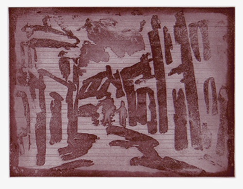 "<h4 style=""margin:0px 0px 5px 0px;"">Heres to the Moment When You Said Hello</h4>Medium: Etching<br />Price: $450 <span style=""color:#aaa"">