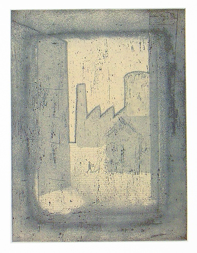 "<h4 style=""margin:0px 0px 5px 0px"">I Will Kiss You In Four Places</h4>Medium: Etching<br />Price: $450 