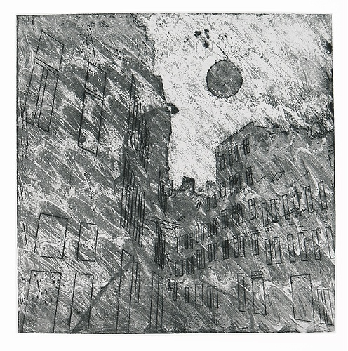 "<h4 style=""margin:0px 0px 5px 0px;"">Lygon Street Limbo</h4>Medium: Etching<br />Price: $550 <span style=""color:#aaa"">