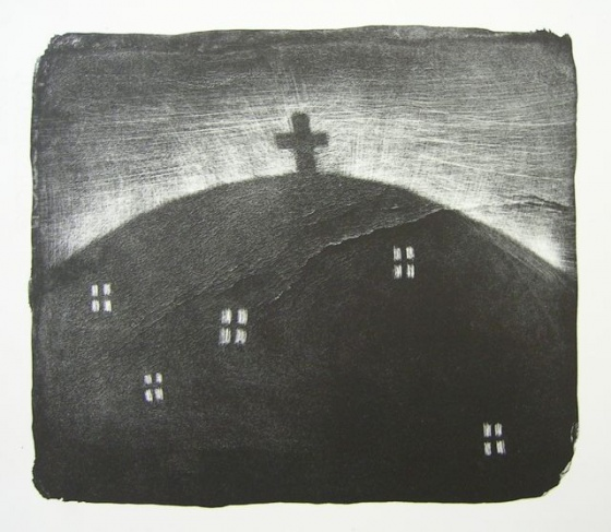 "<h4 style=""margin:0px 0px 5px 0px"">Poem 2 by Jim Pavlidis</h4>Medium: Lithograph<br />Price: $550 