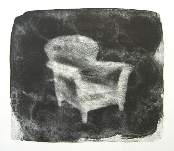 "<h4 style=""margin:0px 0px 5px 0px"">Poem  7 by Jim Pavlidis</h4>Medium: Lithograph<br />Price: $550 