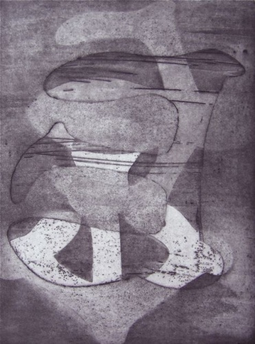 "<h4 style=""margin:0px 0px 5px 0px"">Shoe-Last by Jim Pavlidis</h4>Medium: Etching<br />Price: $550 