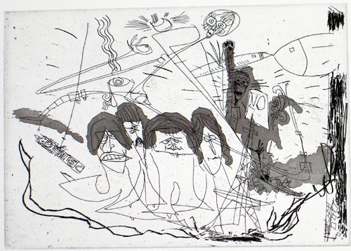"<h4 style=""margin:0px 0px 5px 0px"">Beatles</h4>Medium: Etching<br />Price: $440 