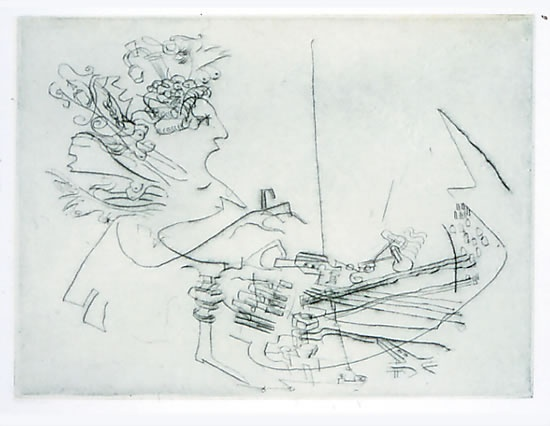 "<h4 style=""margin:0px 0px 5px 0px;"">Mozart</h4>Medium: Drypoint /Chine Colle<br />Price: $380 <span style=""color:#aaa"">