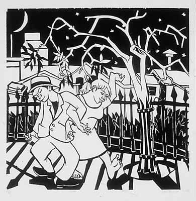 "<h4 style=""margin:0px 0px 5px 0px;"">1.30 am</h4>Medium: Woodcut<br />Price: $440 <span style=""color:#aaa"">