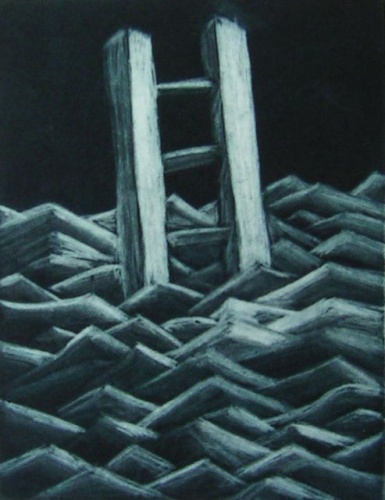 "<h4 style=""margin:0px 0px 5px 0px;"">(untitled)</h4>Medium: Mezzotint<br />Price: $250 <span style=""color:#aaa"">