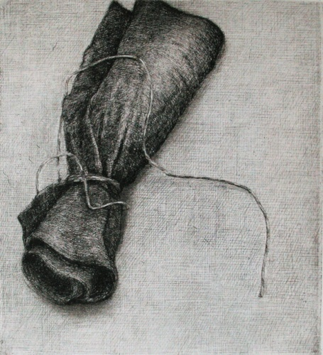 "Bundle<br /><br />Medium: Etching &amp; drypoint<br />Price: $500<br /><a href=""Artwork-Scurry-Bundle-2142.htm"">View full artwork details</a>"
