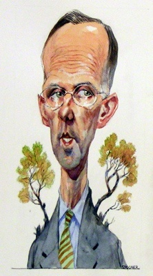 Bob Brown by John Spooner