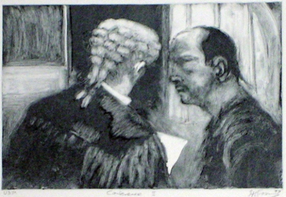 "<h4 style=""margin:0px 0px 5px 0px;"">Conference II</h4>Medium: Monoprint<br />Price: $715 <span style=""color:#aaa"">