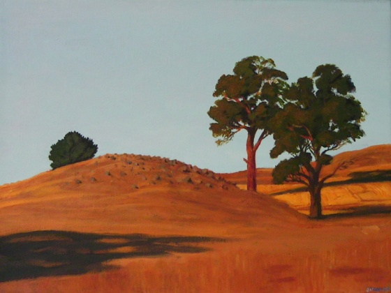 "<h4 style=""margin:0px 0px 5px 0px"">Lancefield #3</h4>Medium: Acrylic on Canvas<br />Price: Sold 