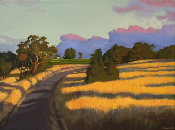 "<h4 style=""margin:0px 0px 5px 0px;"">Lancefield 4</h4>Medium: Acrylic on Canvas<br />Price: $1,500 <span style=""color:#aaa"">