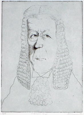 "<h4 style=""margin:0px 0px 5px 0px"">Latham C.J.</h4>Medium: Etching<br />Price: $440 