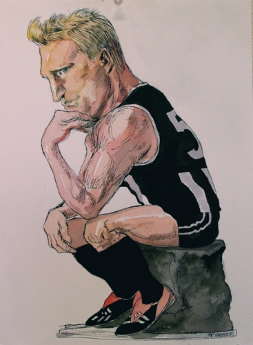 "<h4 style=""margin:0px 0px 5px 0px;"">Nathan Buckley</h4>Medium: Ink &amp; watercolour<br />Price: Sold <span style=""color:#aaa"">