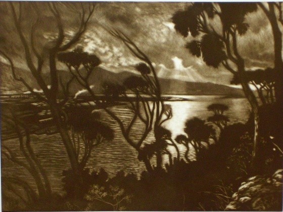 "<h4 style=""margin:0px 0px 5px 0px"">North Bank - Derwent River II</h4>Medium: Etching<br />Price: $480 