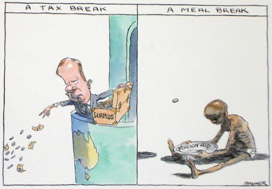 Tax Break, Meal Break by John Spooner