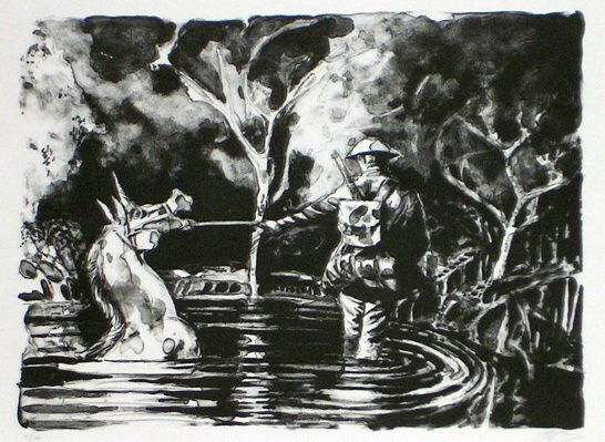 "<h4 style=""margin:0px 0px 5px 0px;"">War Poem</h4>Medium: Lithograph<br />Price: $400 <span style=""color:#aaa"">