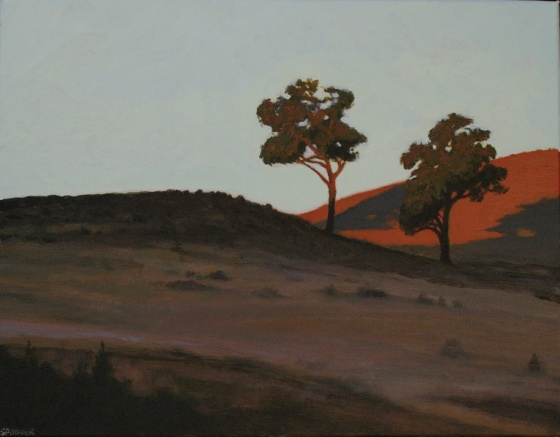 "<h4 style=""margin:0px 0px 5px 0px"">Lancefield #11 by John Spooner</h4>Medium: Acrylic on canvas<br />Price: $1,500 