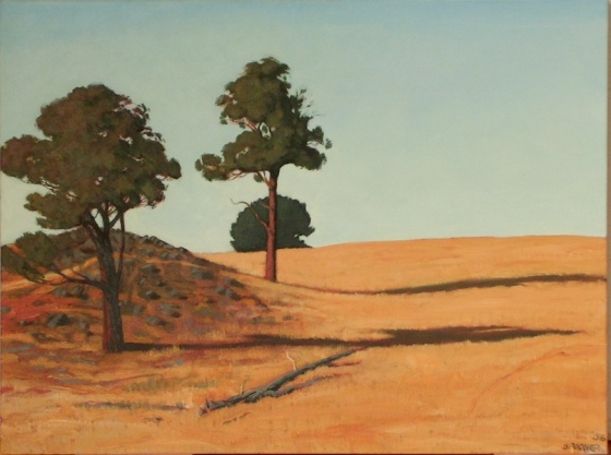 "<h4 style=""margin:0px 0px 5px 0px"">Lancefield #9 by John Spooner</h4>Medium: Acrylic on canvas<br />Price: $3,200 