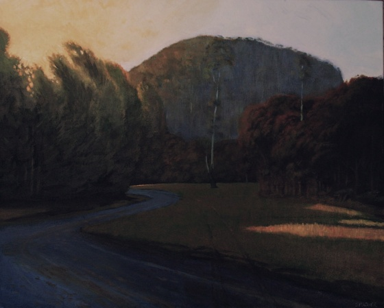 "<h4 style=""margin:0px 0px 5px 0px"">Lions Head Road by John Spooner</h4>Medium: Acrylic on canvas<br />Price: $2,200 