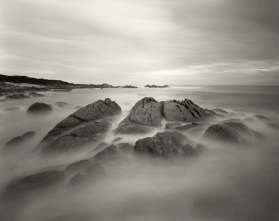 "Cape Conran<br /><br />Medium: Silver Gelatin Contact Print Pinhole Camera<br />Price: $800<br /><a href=""Artwork-Tatnall-CapeConran-3082.htm"">View full artwork details</a>"