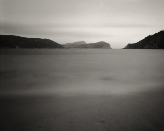 "Erith Island Bulli Bay<br /><br />Medium: Siver Gelatin Print Pinhole Camera<br />Price: $900<br /><a href=""Artwork-Tatnall-ErithIslandBulliBay-3088.htm"">View full artwork details</a>"