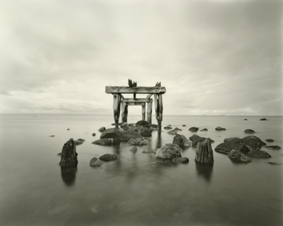 "Point Cook. 2<br /><br />Medium: Contemporary Pinhole TechniquSilver Gelatin Contact Print Pinhole Camerae<br />Price: $800<br /><a href=""Artwork-Tatnall-PointCook.2-3090.htm"">View full artwork details</a>"