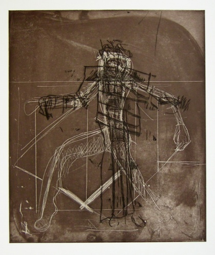 "<h4 style=""margin:0px 0px 5px 0px"">Prisoner on unber ground</h4>Medium: Etching<br />Price: $700 