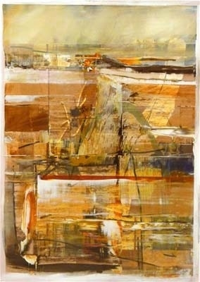 "<h4 style=""margin:0px 0px 5px 0px"">Study, Mallee 3 by John Waller</h4>Medium: Mixed Media on paper, Framed<br />Price: $5,000 